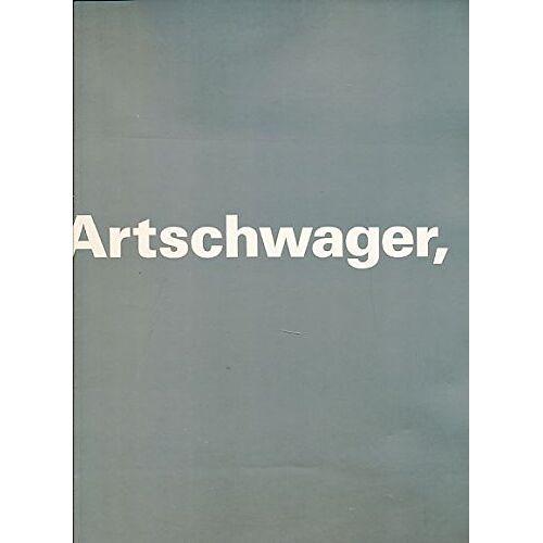 - Richard Artschwager - Preis vom 22.06.2021 04:48:15 h