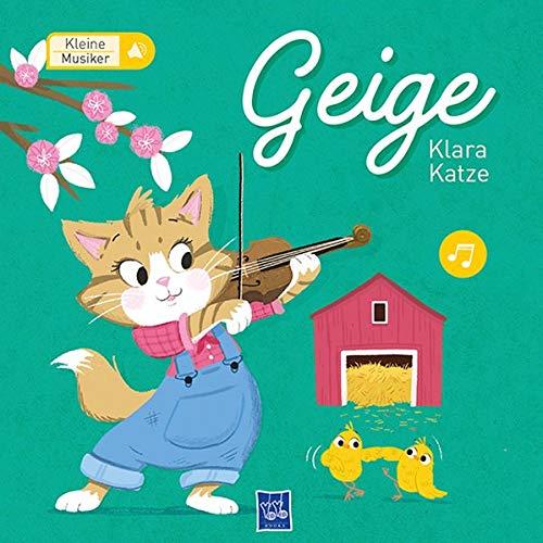 - Kleine Musiker - Geige: Klara Katze - Preis vom 21.06.2021 04:48:19 h