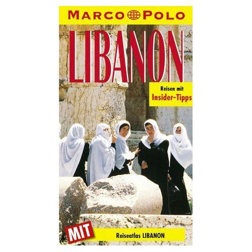 Birgit Bogler - Marco Polo, Libanon - Preis vom 19.06.2021 04:48:54 h