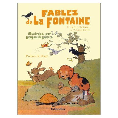 Benjamin Rabier - FABLES DE LA FONTAINE. Tome 2 (Fonds Rabier) - Preis vom 15.06.2021 04:47:52 h