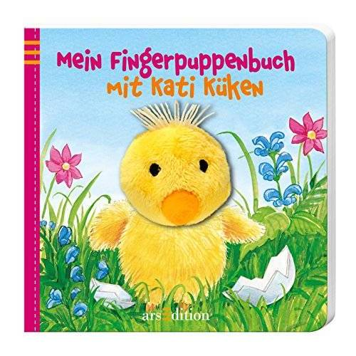 Andrea Gerlich - Mein Fingerpuppenbuch mit Kati Küken (Fingerpuppenbücher) - Preis vom 24.07.2021 04:46:39 h
