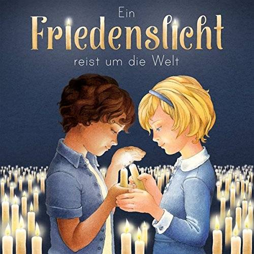 Siegfried Fietz - Ein Friedenslicht reist um die Welt: Weihnachtsmusical auf CD - Preis vom 13.06.2021 04:45:58 h