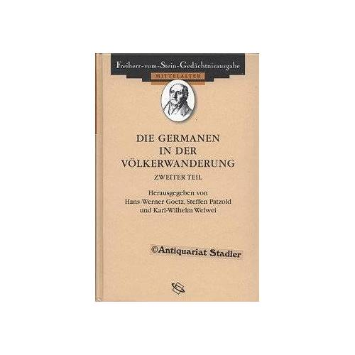 Goetz, Hans W - Altes Germanien /Die Germanen in der Völkerwanderung Bd b: Altes Germanien / Die Germanen in der Völkerwanderung: Tlbd 2 - Preis vom 13.06.2021 04:45:58 h