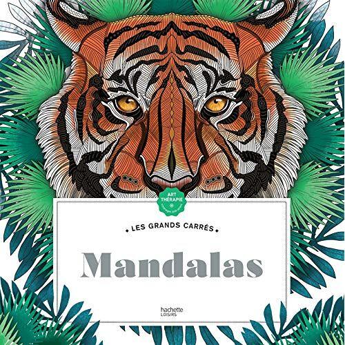 - Grands carrés d'Art-thérapie Mandalas - Preis vom 12.09.2021 04:56:52 h