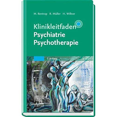 Michael Rentrop - Klinikleitfaden Psychiatrie Psychotherapie - Preis vom 17.09.2021 04:57:06 h