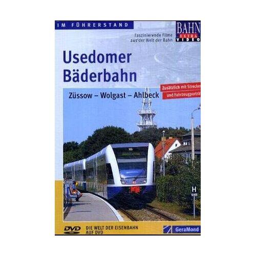 NN - DVD Im Führerstand: Usedomer Bäderbahn - Preis vom 21.06.2021 04:48:19 h