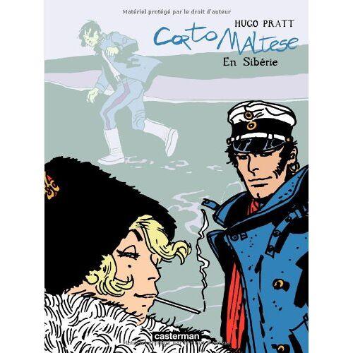 Hugo Pratt - Corto Maltese t.9 ; Corto Maltese en Sibérie - Preis vom 19.06.2021 04:48:54 h
