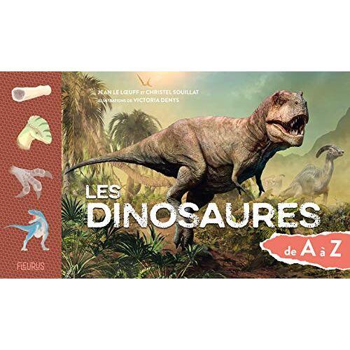 - Les dinosaures de A à Z - Preis vom 11.06.2021 04:46:58 h