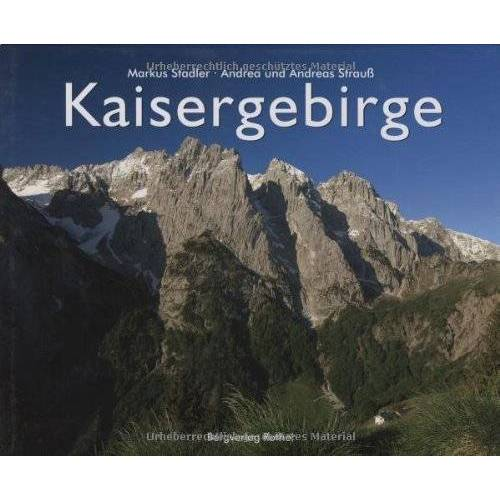 Markus Stadler - Kaisergebirge - Preis vom 22.06.2021 04:48:15 h