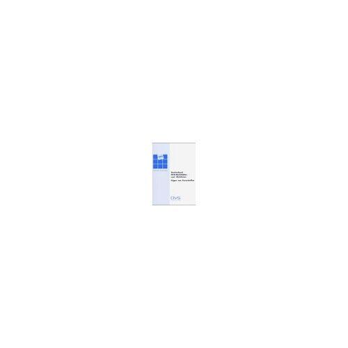- Taschenbuch DVS-Merkblätter und DVS-Richtlinien, Fügen von Kunststoffen, Tl.1, Apparatebau - Preis vom 20.06.2021 04:47:58 h