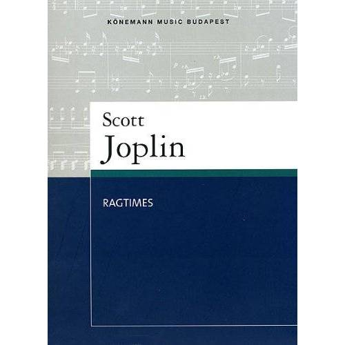 - Scott Joplin Ragtimes. Für Klavier - For Piano - Pour Piano - Preis vom 19.06.2021 04:48:54 h