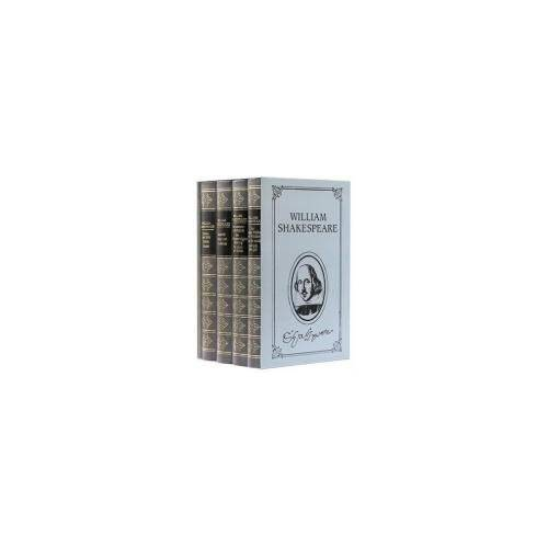 William Shakespeare - 4 Bände Shakespeare: 4 Bde. - Preis vom 19.06.2021 04:48:54 h