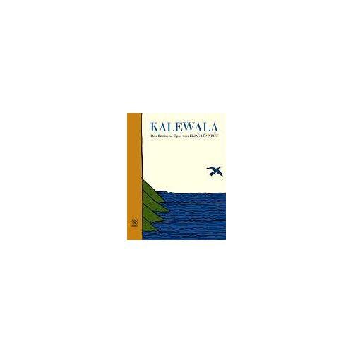 Elias Lönnrot - Kalewala: Ein finnisches Epos - Preis vom 14.06.2021 04:47:09 h