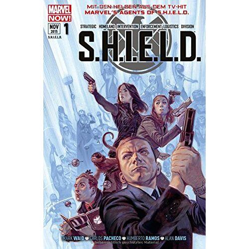 Mark Waid - Marvel's Agents of S.H.I.E.L.D.: Bd. 1: Helden und Agenten - Preis vom 15.06.2021 04:47:52 h