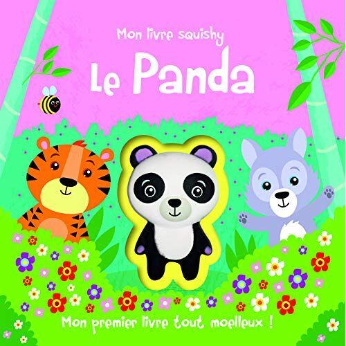 - Mon livre squishy - panda (coll. mon premier livre tout moelleux) - Preis vom 20.09.2021 04:52:36 h