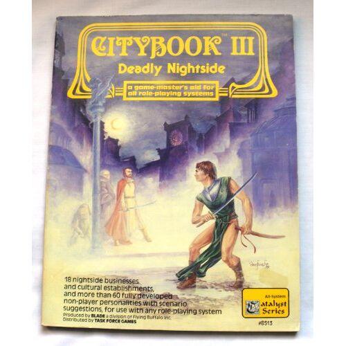 - Citybook III: Deadly Nightside - Preis vom 17.05.2021 04:44:08 h