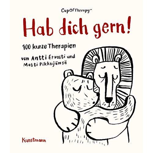 Antti Ervasti - Hab Dich gern!: 100 kurze Therapien - Preis vom 22.09.2021 05:02:28 h