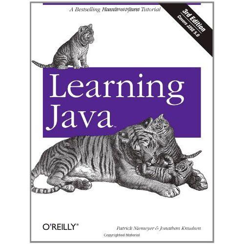 Pat Niemeyer - Learning Java - Preis vom 17.06.2021 04:48:08 h