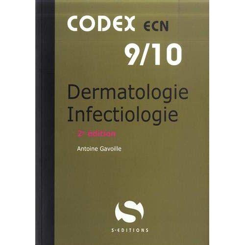 - Codex ECN 9/10 Dermatologie infectiologie - Preis vom 19.06.2021 04:48:54 h