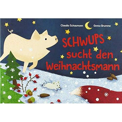 Claudia Schaumann - Schwups sucht den Weihnachtsmann - Preis vom 13.06.2021 04:45:58 h