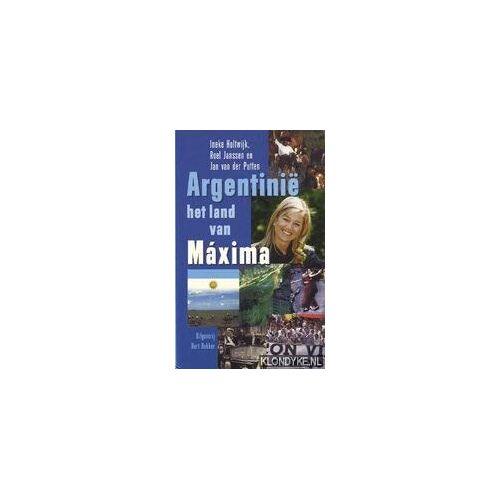 I. Holtwijk - Argentinie: het land van Maxima - Preis vom 15.06.2021 04:47:52 h