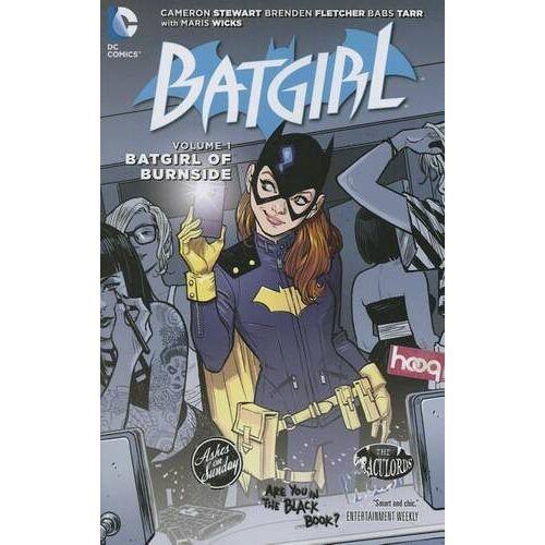 Brenden Fletcher - Batgirl Vol. 1: The Batgirl of Burnside (The New 52) - Preis vom 19.06.2021 04:48:54 h