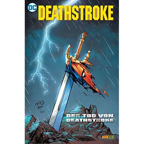 Christopher Priest - Deathstroke: Der Tod von Deathstroke - Preis vom 19.06.2021 04:48:54 h