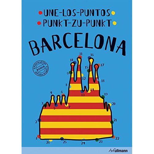 Agata Mazur - Punkt-zu-Punkt Barcelona (D/ES) - Preis vom 31.07.2021 04:48:47 h