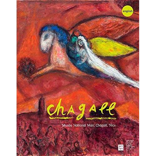 Collectif - CHAGALL - MUSEE NATIONAL MARC CHAGALL, NICE (ANGLAIS) - Preis vom 16.06.2021 04:47:02 h