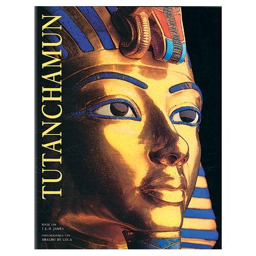 James, Thomas G. H. - Tutanchamun - Preis vom 21.06.2021 04:48:19 h