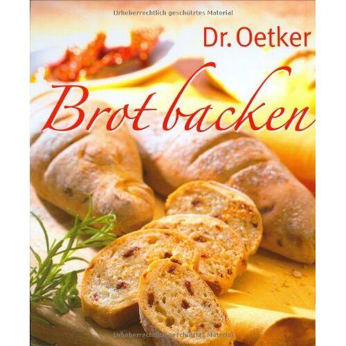 Dr. Oetker - Brot backen - Preis vom 21.06.2021 04:48:19 h