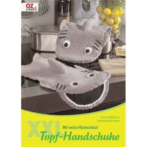 Ursula Mäding - XXL Topf-Handschuhe: Mit extra Hitzeschutz! - Preis vom 15.06.2021 04:47:52 h