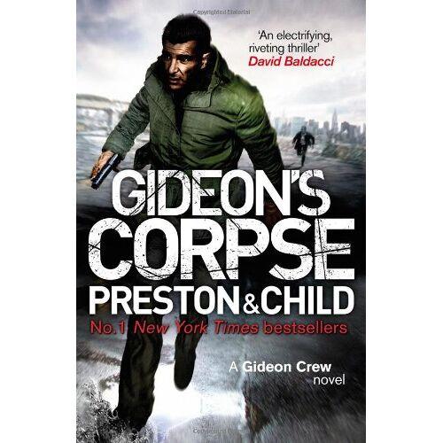 Douglas Preston - Gideon's Corpse (Gideon Crew) - Preis vom 21.06.2021 04:48:19 h
