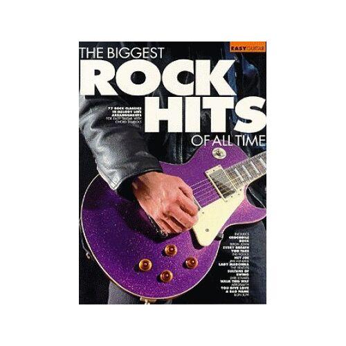- Biggest Rock Hits All Time Easy Gtr - Preis vom 09.06.2021 04:47:15 h