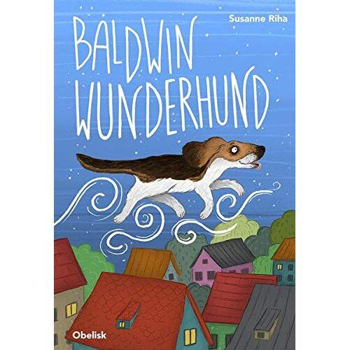 Susanne Riha - Baldwin Wunderhund - Preis vom 17.06.2021 04:48:08 h