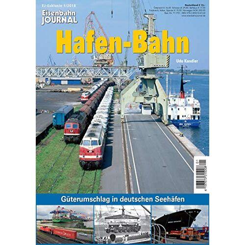 Udo Kandler - Hafen-Bahn - Eisenbahn Journal Exklusiv 1-2019 - Preis vom 23.07.2021 04:48:01 h