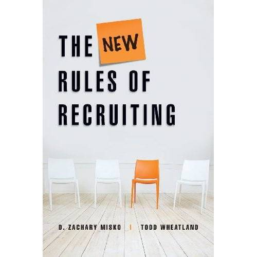 Todd Wheatland - The New Rules of Recruiting - Preis vom 11.06.2021 04:46:58 h