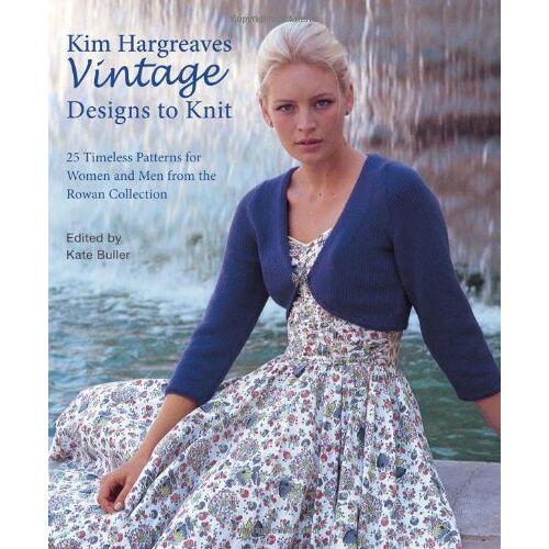 Kim Hargreaves - Kim Hargreaves' Vintage Designs to Knit - Preis vom 18.06.2021 04:47:54 h