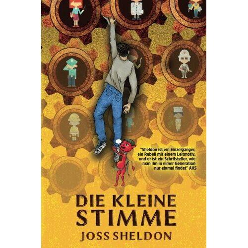 Joss Sheldon - Die kleine Stimme - Preis vom 14.06.2021 04:47:09 h