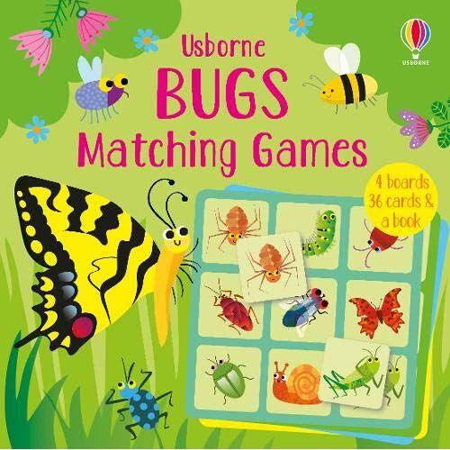 Kate Nolan - Bugs Matching Games - Preis vom 16.05.2021 04:43:40 h