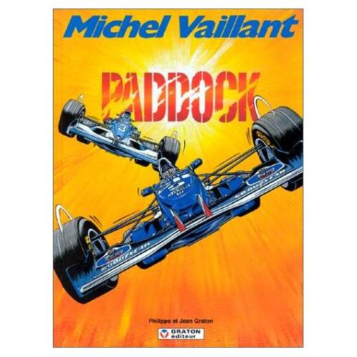 - Michel vaillant t58 paddock - Preis vom 13.06.2021 04:45:58 h