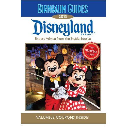 Birnbaum Guides - Birnbaum's Disneyland 2013 (Birnbaum Guides) - Preis vom 21.06.2021 04:48:19 h