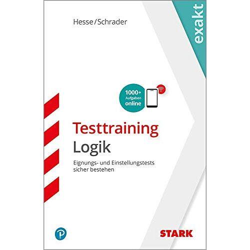 Schrader, Hans Christian - Hesse/Schrader: EXAKT - Testtraining Logik - Preis vom 18.06.2021 04:47:54 h