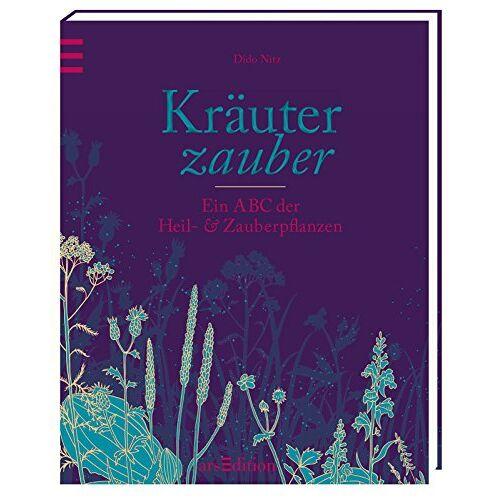 Dido Nitz - Kräuterzauber: Ein ABC der Heil- und Zauberpflanzen - Preis vom 12.06.2021 04:48:00 h