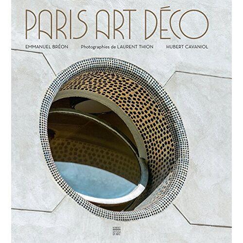 Emmanuel Bréon - Paris art déco - Preis vom 16.06.2021 04:47:02 h