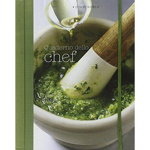 - Quaderno dello chef - Preis vom 09.06.2021 04:47:15 h