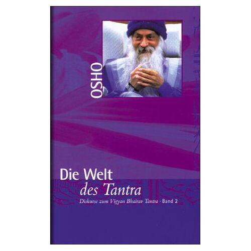 Osho - Die Welt des Tantra - Preis vom 11.06.2021 04:46:58 h