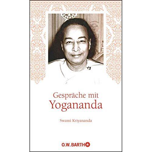 Yogananda - Gespräche mit Yogananda - Preis vom 16.10.2021 04:56:05 h