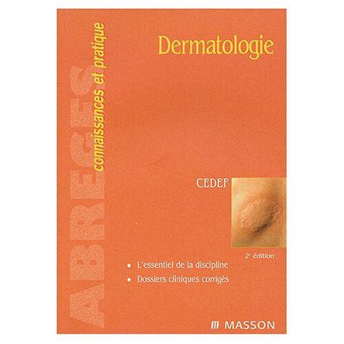 CEDEF - Dermatologie (Abreges Connais) - Preis vom 20.06.2021 04:47:58 h