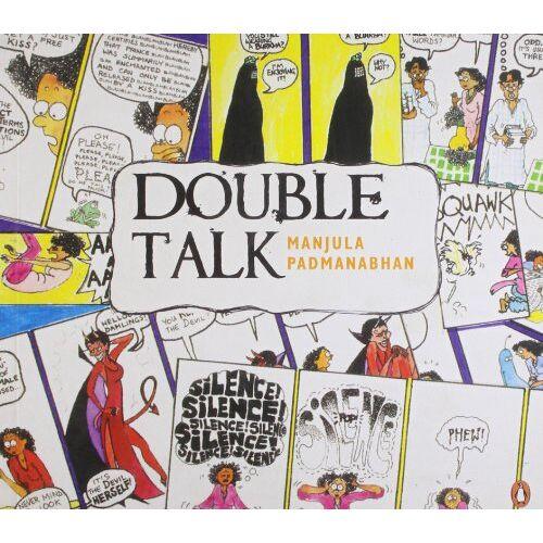 Manjula Padmanabhan - Double Talk - Preis vom 21.06.2021 04:48:19 h